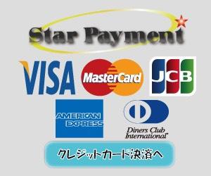 Secret&Desirクレジットカード決済ページ